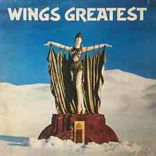 WINGS - Wings Greatest (LP) (VG-/G+)
