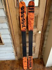 Brand New K2 Press Skis 149cm