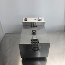 More details for commercial fryer single table top fries chip buffalo fc256