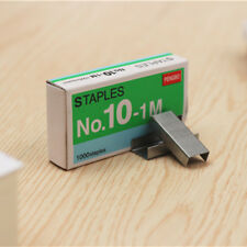 2000pcs Size No10 Staples Box for Stapler Office Home School 5*2.7*1cm