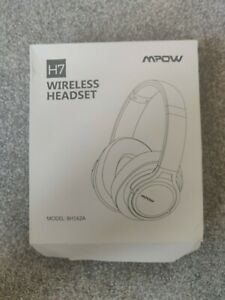 Mpow H7 Bluetooth Headphones Over Ear Hi-Fi Stereo Wireless Earphones Headset