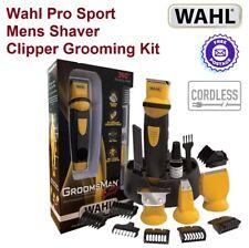 NEW WAHL CORDLESS Pro Sport Beard Body Shaver Hair Clipper Trimmer Mens Groomer
