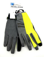 Pearl iZUMi Men's Escape Thermal Cycling Running Gloves Screaming Yellow, XL