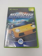Need for Speed: Hot Pursuit 2 (Microsoft Xbox, New Sealed Black Label
