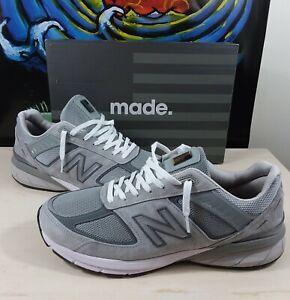 "New Balance 990v5 ""Castlerock"" M990GL5 Grey 4E Xwide"
