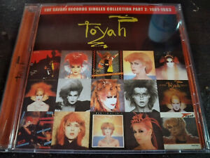 TOYAH - The Safari Singles Collection (Part 2 : 1981-1983) CD New Wave / Punk