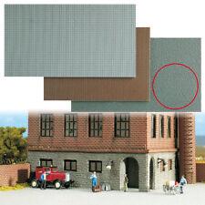 BUSCH 7403 Spur H0, Bruchstein-Mauer, 25x14cm (Grundpreis 1 qm=129,41 Euro)