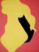 Barbara Kwasniewska L'ETE Signed Etching Art 1969