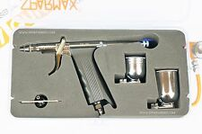 Airbrush Sparmax GP-50 0.5mm nozzle side feed pistol grip airbrush