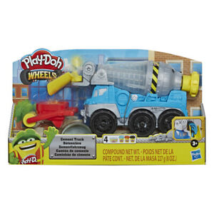Play-Doh Wheels Cement Truck Play Set