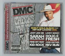 DMC 2006 CD Checks Thugs & R n R SEALED NEW Sarah McLachlan Kid Rock Rev Run