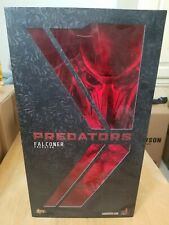 1/6 HOT SIDESHOW TOYS FIGURE 1/6 FIGURE PREDATOR FALCONER HOT TOYS MMS 137