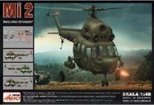 "HELICOPTERE RUSSE Mil MI-2 ""HOPLITE"" - Kit AEROPLAST 1/48 n° 90037"