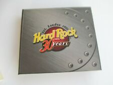 Hard Rock Cafe LAKE TAHOE 30TH ANNIVERSARY 4 PIN SET NEW WITH CASE