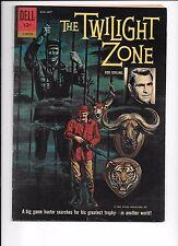 The Twilight Zone #01-860-210 October 1962 Frank Frazetta George Evans art
