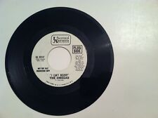 SUPER RARE - THE OMEGAS - I CAN'T BELIEVE - 45 RPM - (RARE PROMO)   VG+ / VG++