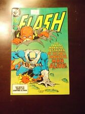 THE FLASH # 338 OCTOBER 1984 JUSTICE LEAGUE NM- NEAR MINT- 9.2