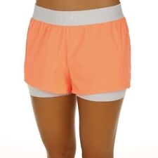 New Womens Nike Circuit 2-in -1 Running /Fitness Shorts Size 12