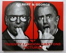Gilbert and George - 20 London East One pictures  2003 ART EXHIBITION CATALOGUE