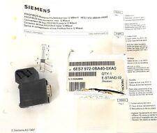 NIB SIEMENS 6ES7-972-0BA40-0XA0 BUSCONNECTOR SIMATIC PROFIBUS DP