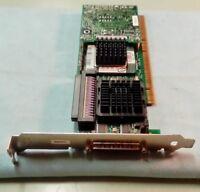 LSI Logic RAID SCSI Controller 64-bit PCI PCBX520-A2