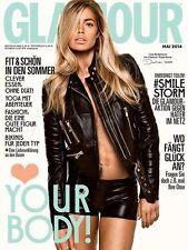 GLAMOUR Magazine Germany, May 2014,Doutzen Kroes NEW