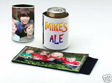 Personalised Stubby Holder stubbie gift birthday novelty christmas present party
