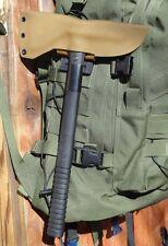 SOG Tactical Hawk Sheath - Coyote Brown Kydex/Malice Clip Suspension