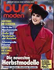 Burda Moden 09.1986
