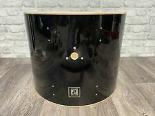 """More details for sonor force 1003 bass drum shell 20""""x16"""" bare wood project / upcycle"""