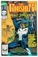 Punisher: War Journal #23 (1988 Marvel) Andy Kubert Art! Unread! NM