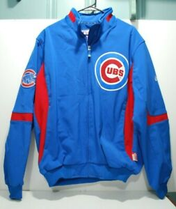 Majestic Authentic Collection Chicago Cubs jacket therma base size L