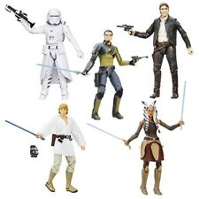 Star Wars:TFA The Black Series 6-Inch Action Figures Wave 6 Case - In Stock!