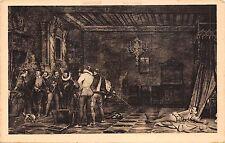 BF4666 chateau de blois loir et cher assassinat du du france