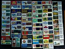 Oregon Instant SV Lottery Tickets,  first issues,  65  diff, neat collectable