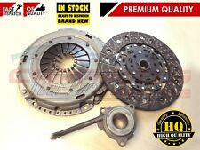 FOR AUDI TT 1.8 TURBO 20V 180 225 BHP AJQ APX CLUTCH KIT CSC RELEASE BEARING
