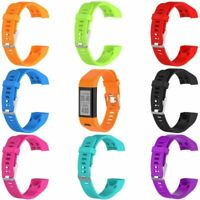 1*Soft Silicone Wrist Band Strap Bracelet For Garmin Approach X40 GPS Golf Watch