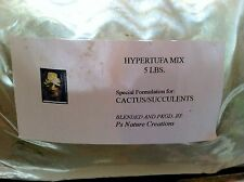 Cactus/Succulent Gray Hypertufa Mix 15 lbs. Diy Planters & More Save$ PsNature