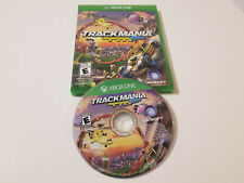 TrackMania Turbo (Microsoft Xbox One, 2016) tested & FREE SHIPPING, Great cond.