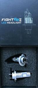 Dual LED Headlight  H7 Conversion Aprilia V4 Tuono Factory 1100 1000  2014-20