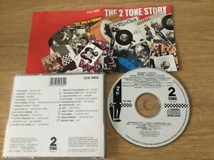 Cd album : Various Artists – The 2 Tone Story