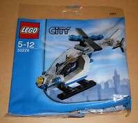 Lego City 30226 Police Helicopter Hubschrauber Polizei Tütchen Polybag Neu OVP