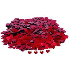New 1000X Heart-shaped Wedding Table Confetti Romance Plastic Party Home Decor