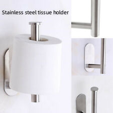 Wall Mount Toilet Paper Holder Stainless Steel Bathroom kitchen Roll Paper YUMG