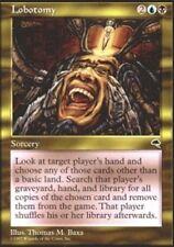 4 Lobotomy ~ Moderately Played Tempest 4x x4 Playset MTG Magic Multi-Color Card