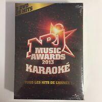Nrj Music Awards 2013 Karaoke 2 DVD Nuevo en Blíster c15