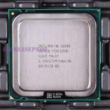 Intel Pentium Dual-Core E6800 SLGUE CPU Processor 1066 MHz 3.33 GHz LGA 775