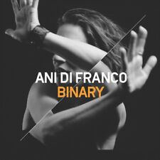Ani DiFranco : Binary CD (2017) ***NEW***