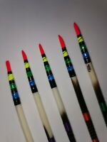 x5 Handmade Porcupine Waggler Floats