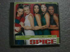 SPICE GIRLS [ WANNABE & 2 BECOME 1 ] PROMO CD THAI EDITION INLAY IN THAI